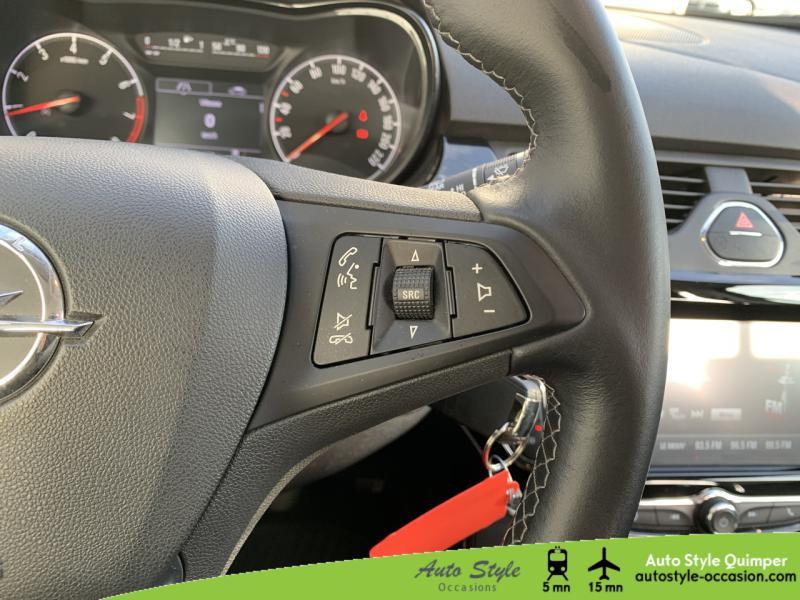Photo 14 de l'offre de OPEL Corsa 1.4 90ch Enjoy 5p à 10990€ chez Auto Concept - Opel Quimper
