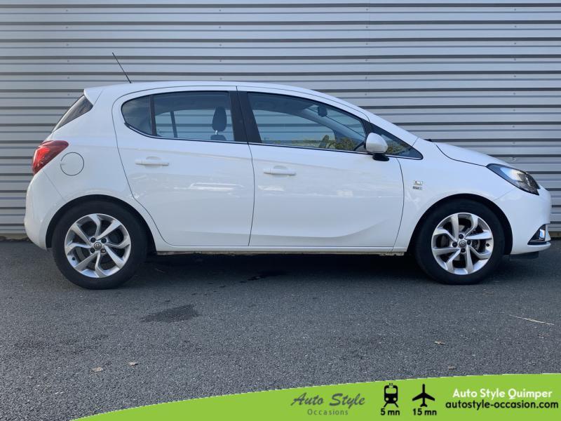 Photo 2 de l'offre de OPEL Corsa 1.4 90ch Design 120 ans Start/Stop 5p à 11490€ chez Auto Concept - Opel Quimper