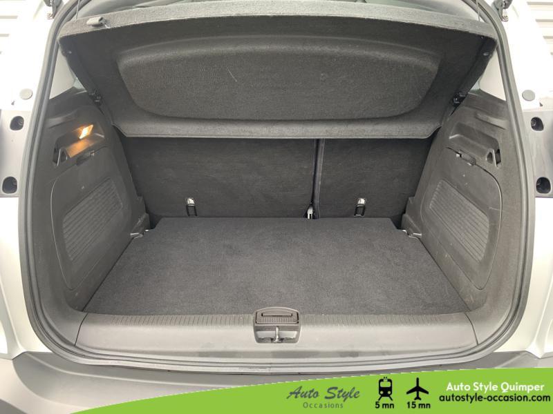 Photo 10 de l'offre de OPEL Crossland X 1.5 D 120ch Innovation BVA Euro 6d-T à 16490€ chez Auto Concept - Opel Quimper