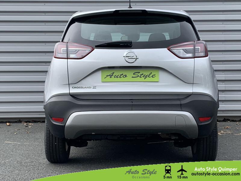 Photo 18 de l'offre de OPEL Crossland X 1.5 D 120ch Innovation BVA Euro 6d-T à 16490€ chez Auto Concept - Opel Quimper