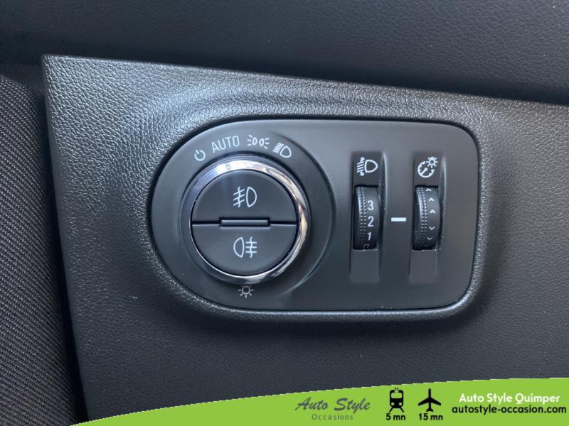 Photo 18 de l'offre de OPEL Corsa 1.4 90ch Design 120 ans Start/Stop 5p à 11490€ chez Auto Concept - Opel Quimper