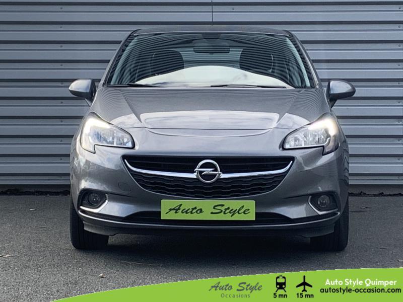 Photo 12 de l'offre de OPEL Corsa 1.4 Turbo 100ch Design 120 ans Start/Stop 5p à 10990€ chez Auto Concept - Opel Quimper