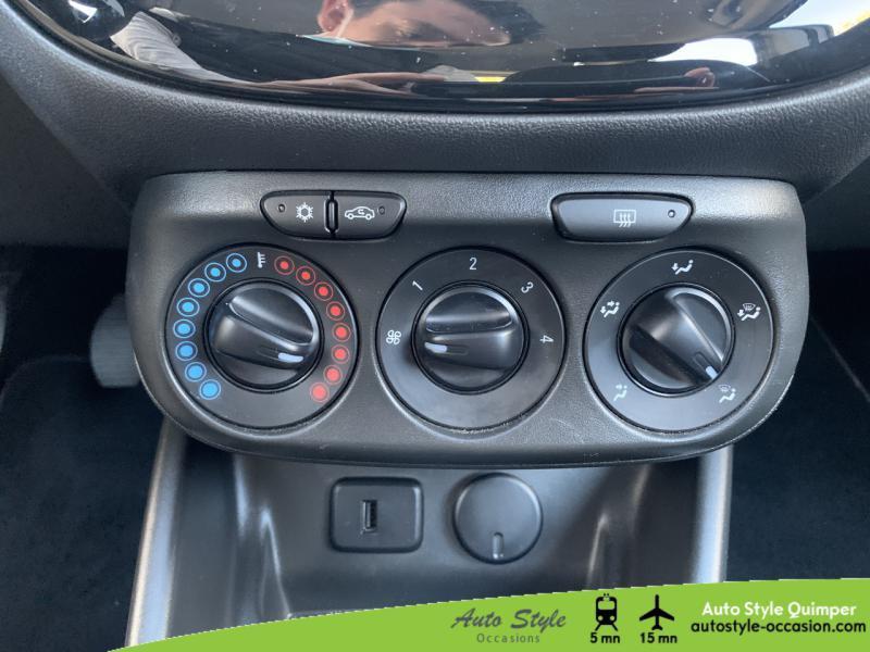 Photo 6 de l'offre de OPEL Corsa 1.4 90ch Design 120 ans Start/Stop 5p à 11490€ chez Auto Concept - Opel Quimper