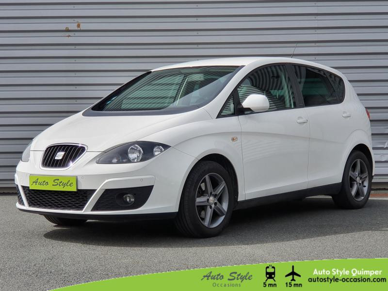 Seat Altea 1.2 TSI 105ch I-Tech Start&Stop Essence Blanc Nevada Occasion à vendre