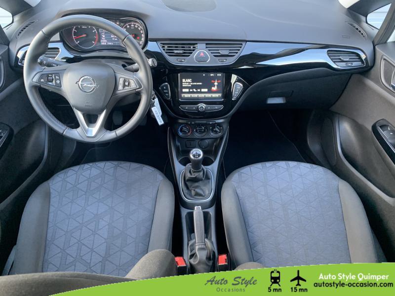 Photo 5 de l'offre de OPEL Corsa 1.4 90ch Design 120 ans Start/Stop 5p à 11490€ chez Auto Concept - Opel Quimper