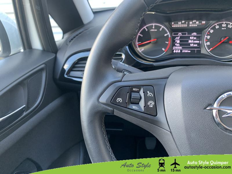 Photo 15 de l'offre de OPEL Corsa 1.4 90ch Design 120 ans Start/Stop 5p à 11490€ chez Auto Concept - Opel Quimper