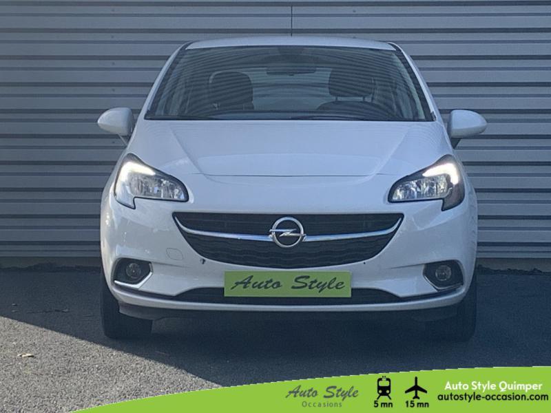 Photo 12 de l'offre de OPEL Corsa 1.4 90ch Design 120 ans Start/Stop 5p à 11490€ chez Auto Concept - Opel Quimper
