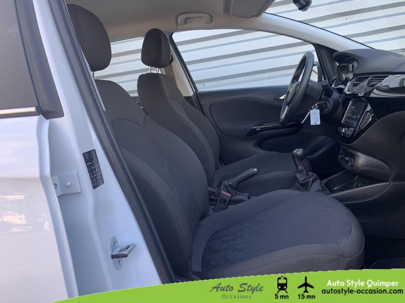 Photo 11 de l'offre de OPEL Corsa 1.4 90ch Design 120 ans Start/Stop 5p à 11490€ chez Auto Concept - Opel Quimper