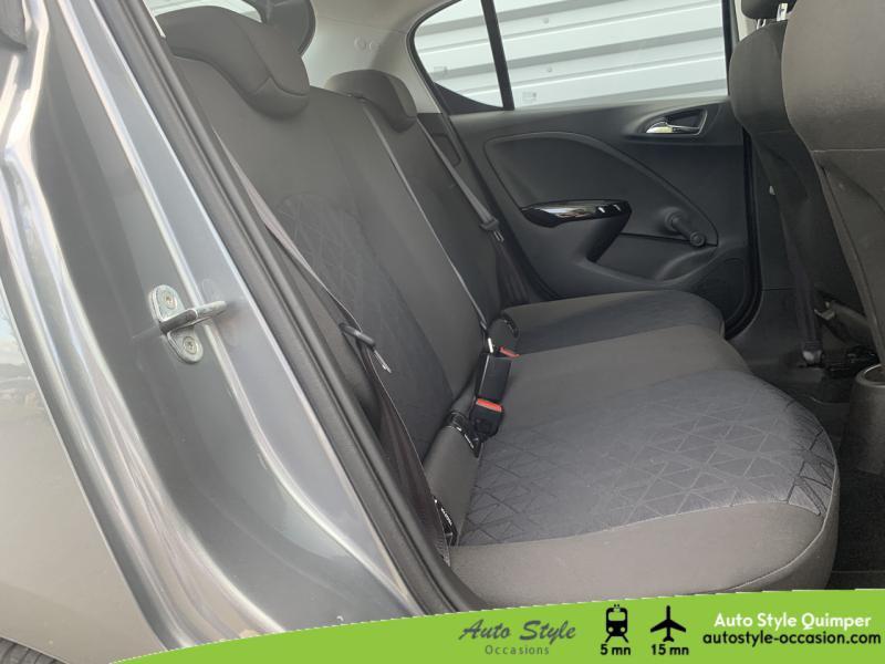 Photo 10 de l'offre de OPEL Corsa 1.4 Turbo 100ch Design 120 ans Start/Stop 5p à 10990€ chez Auto Concept - Opel Quimper