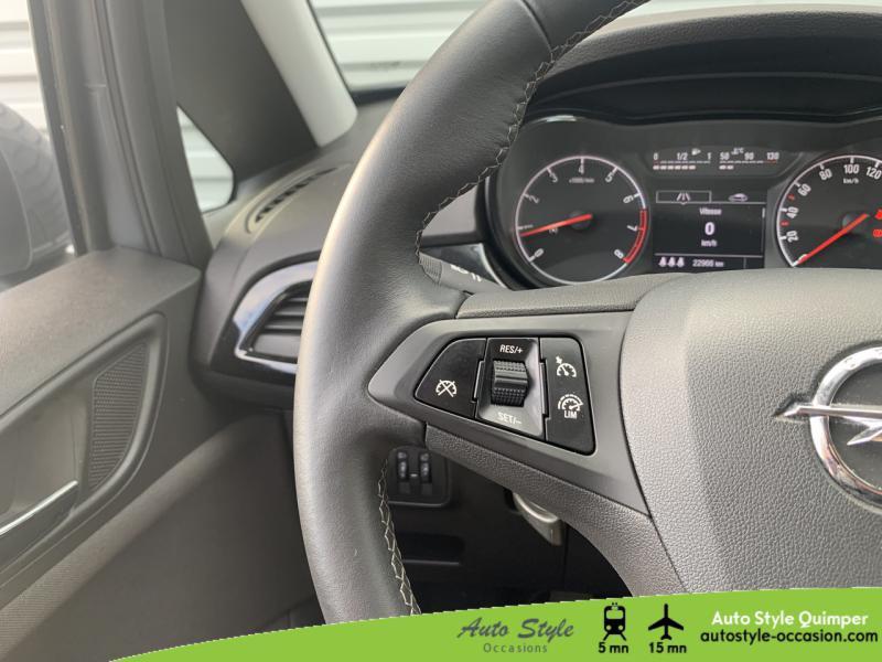 Photo 15 de l'offre de OPEL Corsa 1.4 Turbo 100ch Design 120 ans Start/Stop 5p à 10990€ chez Auto Concept - Opel Quimper