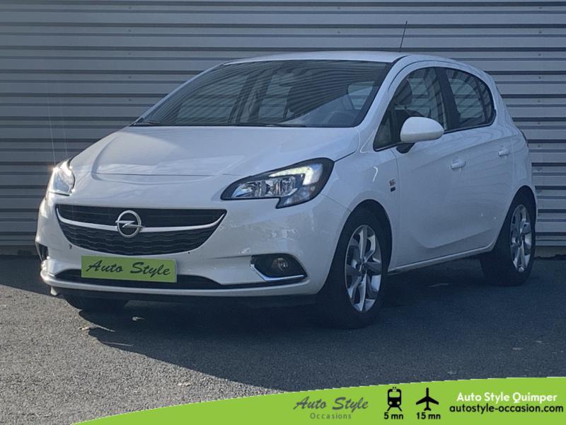 Photo 1 de l'offre de OPEL Corsa 1.4 90ch Design 120 ans Start/Stop 5p à 11490€ chez Auto Concept - Opel Quimper