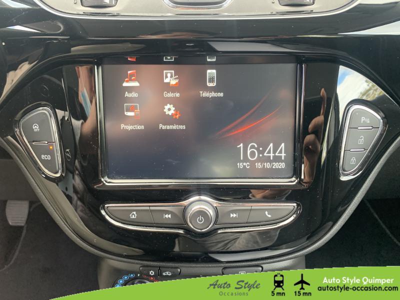 Photo 17 de l'offre de OPEL Corsa 1.4 Turbo 100ch Design 120 ans Start/Stop 5p à 10990€ chez Auto Concept - Opel Quimper