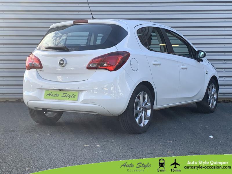 Photo 3 de l'offre de OPEL Corsa 1.4 90ch Design 120 ans Start/Stop 5p à 11490€ chez Auto Concept - Opel Quimper