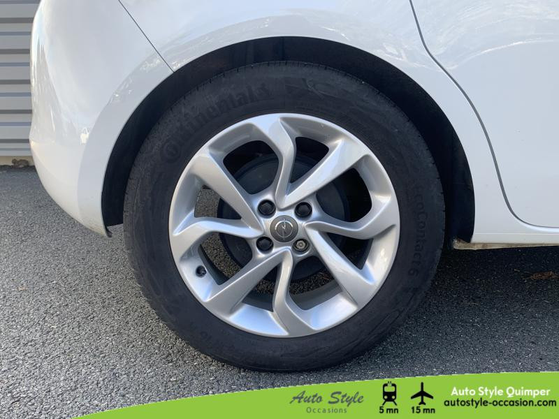 Photo 4 de l'offre de OPEL Corsa 1.4 90ch Design 120 ans Start/Stop 5p à 11490€ chez Auto Concept - Opel Quimper