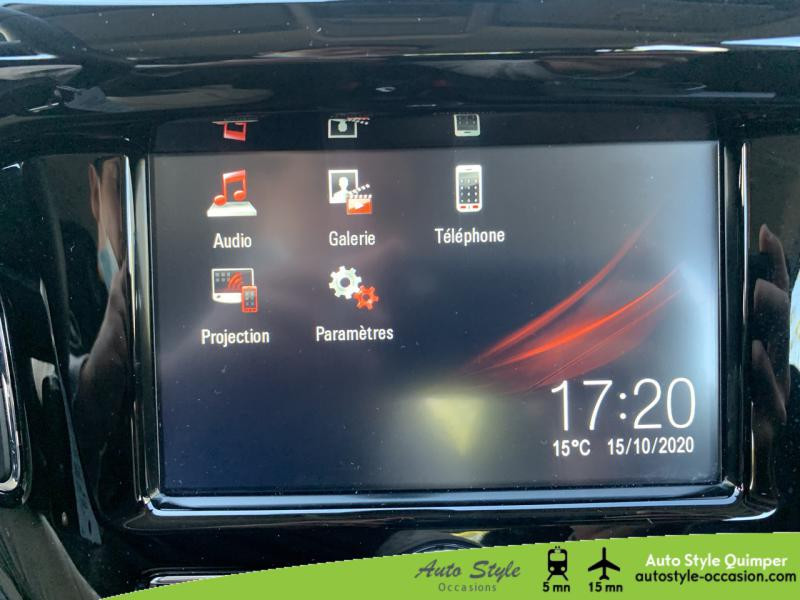 Photo 17 de l'offre de OPEL Corsa 1.4 90ch Design 120 ans Start/Stop 5p à 11490€ chez Auto Concept - Opel Quimper