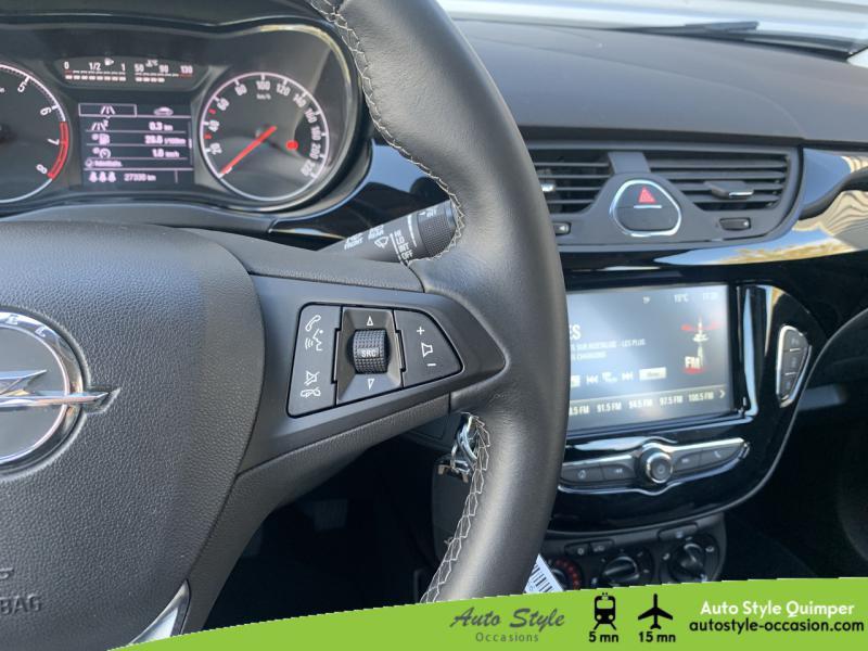 Photo 16 de l'offre de OPEL Corsa 1.4 90ch Design 120 ans Start/Stop 5p à 11490€ chez Auto Concept - Opel Quimper