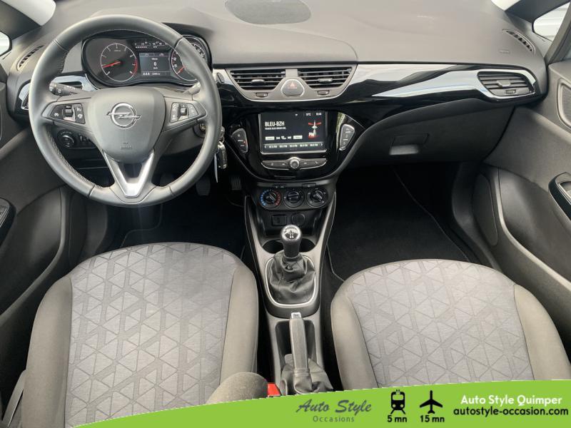 Photo 5 de l'offre de OPEL Corsa 1.4 Turbo 100ch Design 120 ans Start/Stop 5p à 10990€ chez Auto Concept - Opel Quimper