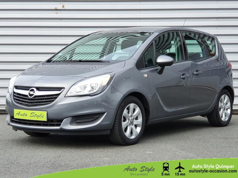 Opel Meriva 1.4 Turbo Twinport 120ch Edition Start/Stop Essence Gris Etincelle Occasion à vendre