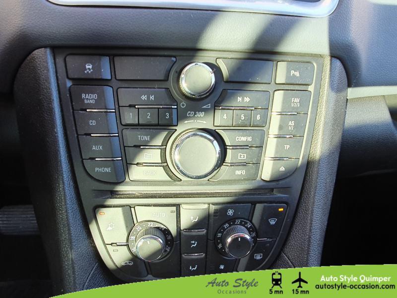 Photo 5 de l'offre de OPEL Meriva 1.7 CDTI110 FAP Cosmo BA à 8490€ chez Auto Concept - Opel Quimper