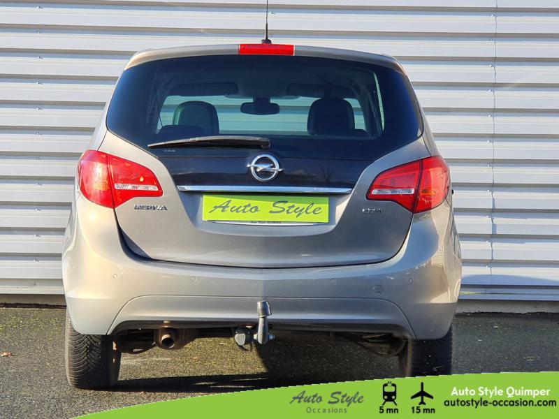 Photo 14 de l'offre de OPEL Meriva 1.7 CDTI110 FAP Cosmo BA à 8490€ chez Auto Concept - Opel Quimper