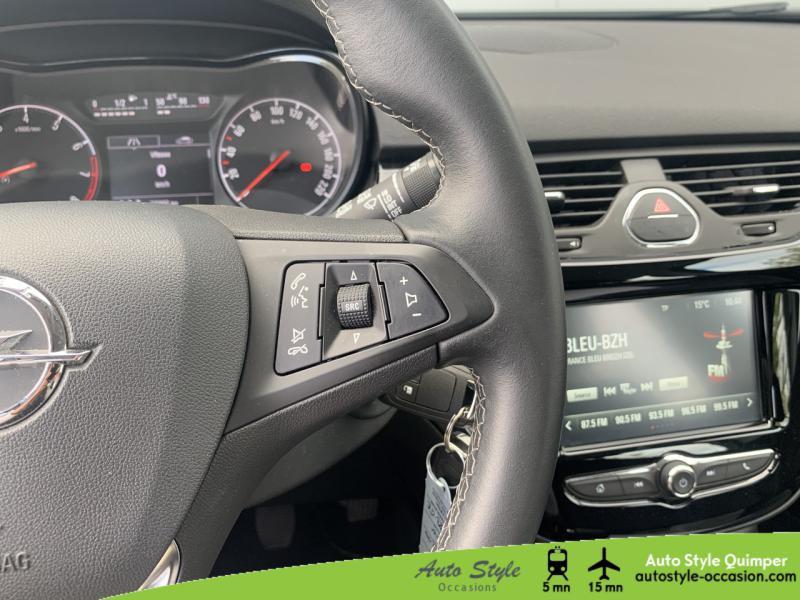 Photo 16 de l'offre de OPEL Corsa 1.4 Turbo 100ch Design 120 ans Start/Stop 5p à 10990€ chez Auto Concept - Opel Quimper