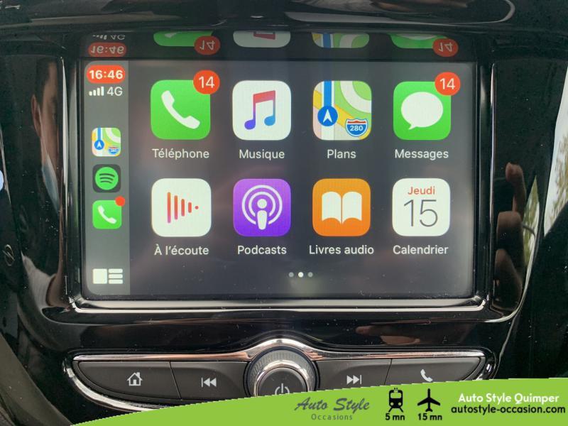 Photo 6 de l'offre de OPEL Corsa 1.4 Turbo 100ch Design 120 ans Start/Stop 5p à 10990€ chez Auto Concept - Opel Quimper