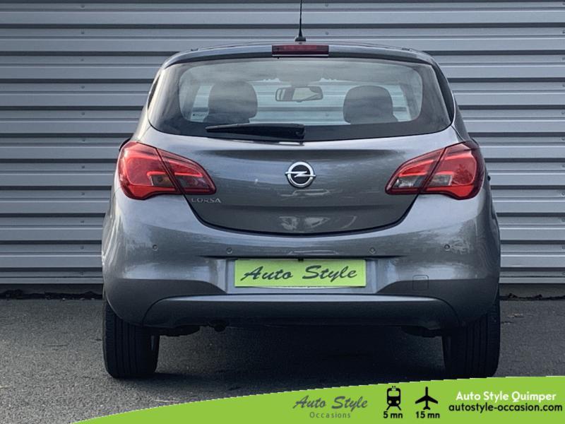 Photo 13 de l'offre de OPEL Corsa 1.4 Turbo 100ch Design 120 ans Start/Stop 5p à 10990€ chez Auto Concept - Opel Quimper