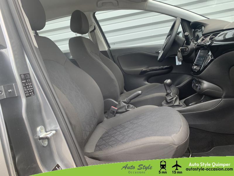 Photo 11 de l'offre de OPEL Corsa 1.4 Turbo 100ch Design 120 ans Start/Stop 5p à 10990€ chez Auto Concept - Opel Quimper