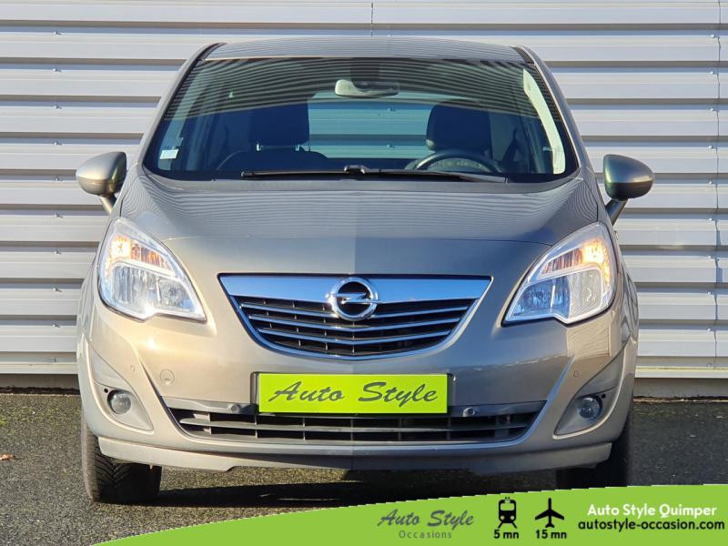 Photo 13 de l'offre de OPEL Meriva 1.7 CDTI110 FAP Cosmo BA à 8490€ chez Auto Concept - Opel Quimper