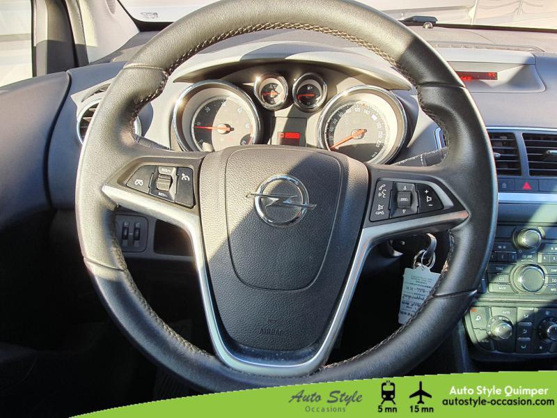 Photo 9 de l'offre de OPEL Meriva 1.7 CDTI110 FAP Cosmo BA à 8490€ chez Auto Concept - Opel Quimper