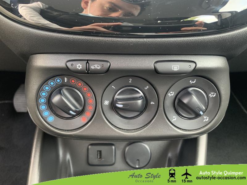 Photo 8 de l'offre de OPEL Corsa 1.4 Turbo 100ch Design 120 ans Start/Stop 5p à 10990€ chez Auto Concept - Opel Quimper