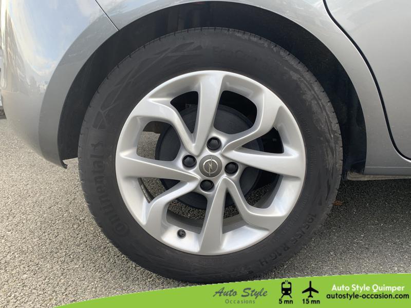 Photo 4 de l'offre de OPEL Corsa 1.4 Turbo 100ch Design 120 ans Start/Stop 5p à 10990€ chez Auto Concept - Opel Quimper