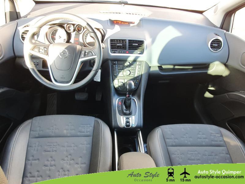 Photo 4 de l'offre de OPEL Meriva 1.7 CDTI110 FAP Cosmo BA à 8490€ chez Auto Concept - Opel Quimper