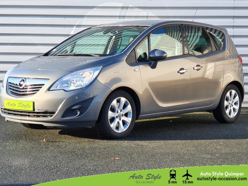 Photo 1 de l'offre de OPEL Meriva 1.7 CDTI110 FAP Cosmo BA à 8490€ chez Auto Concept - Opel Quimper