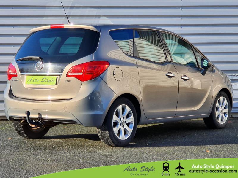 Photo 3 de l'offre de OPEL Meriva 1.7 CDTI110 FAP Cosmo BA à 8490€ chez Auto Concept - Opel Quimper