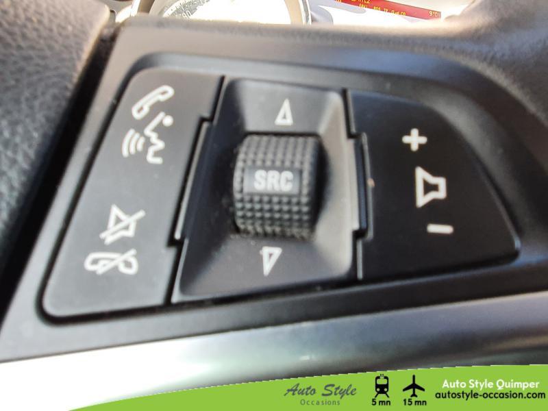 Photo 11 de l'offre de OPEL Meriva 1.7 CDTI110 FAP Cosmo BA à 8490€ chez Auto Concept - Opel Quimper
