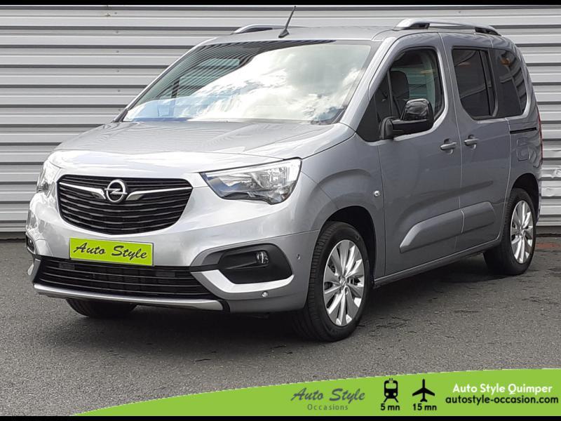 Opel Combo Life L1H1 1.5 D 100ch Elegance BVM6 Diesel Gris Quartz Occasion à vendre