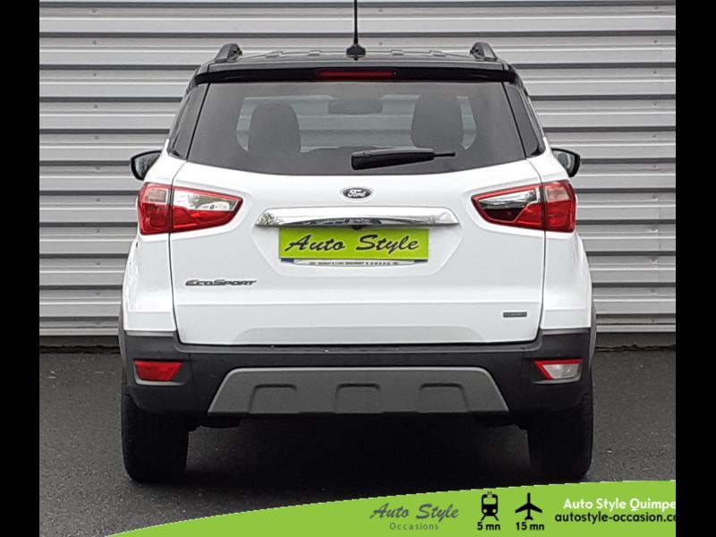 Photo 13 de l'offre de FORD EcoSport 1.0 EcoBoost 100ch Titanium Euro6.2 à 13490€ chez Auto Concept - Opel Quimper