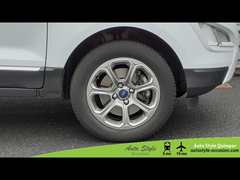 Photo 4 de l'offre de FORD EcoSport 1.0 EcoBoost 100ch Titanium Euro6.2 à 13490€ chez Auto Concept - Opel Quimper