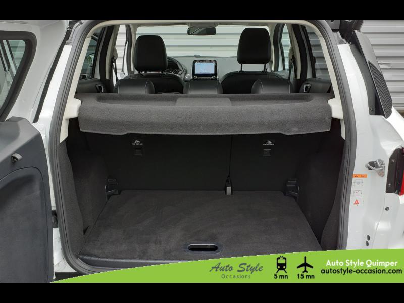 Photo 9 de l'offre de FORD EcoSport 1.0 EcoBoost 100ch Titanium Euro6.2 à 13490€ chez Auto Concept - Opel Quimper