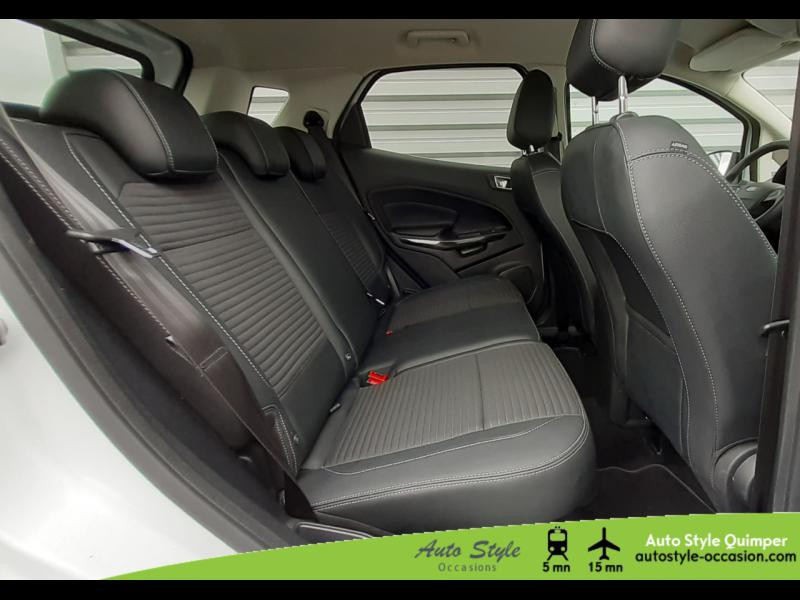 Photo 10 de l'offre de FORD EcoSport 1.0 EcoBoost 100ch Titanium Euro6.2 à 13490€ chez Auto Concept - Opel Quimper