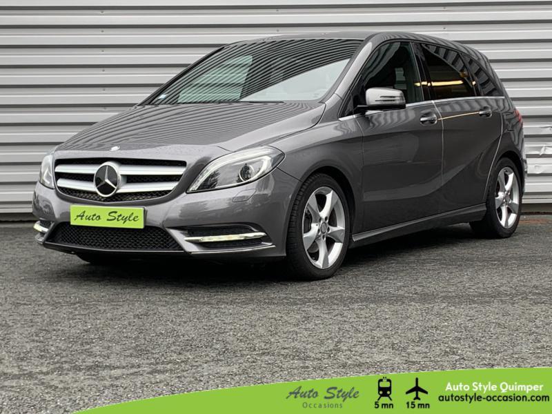 Mercedes-Benz Classe B 180 CDI Fascination Diesel Gris Montagne Occasion à vendre