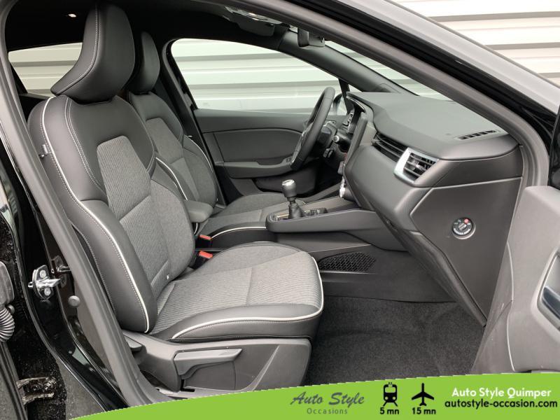 Photo 10 de l'offre de RENAULT Clio 1.0 TCe 90ch Intens -21 à 16490€ chez Auto Concept - Opel Quimper