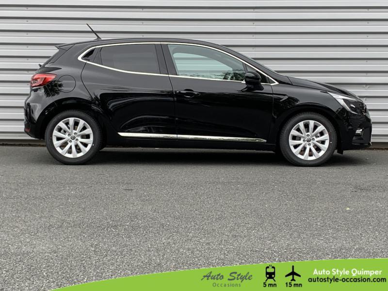 Photo 2 de l'offre de RENAULT Clio 1.0 TCe 90ch Intens -21 à 16490€ chez Auto Concept - Opel Quimper