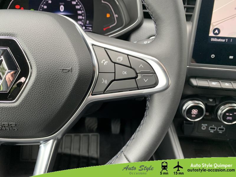 Photo 15 de l'offre de RENAULT Clio 1.0 TCe 90ch Intens -21 à 16490€ chez Auto Concept - Opel Quimper