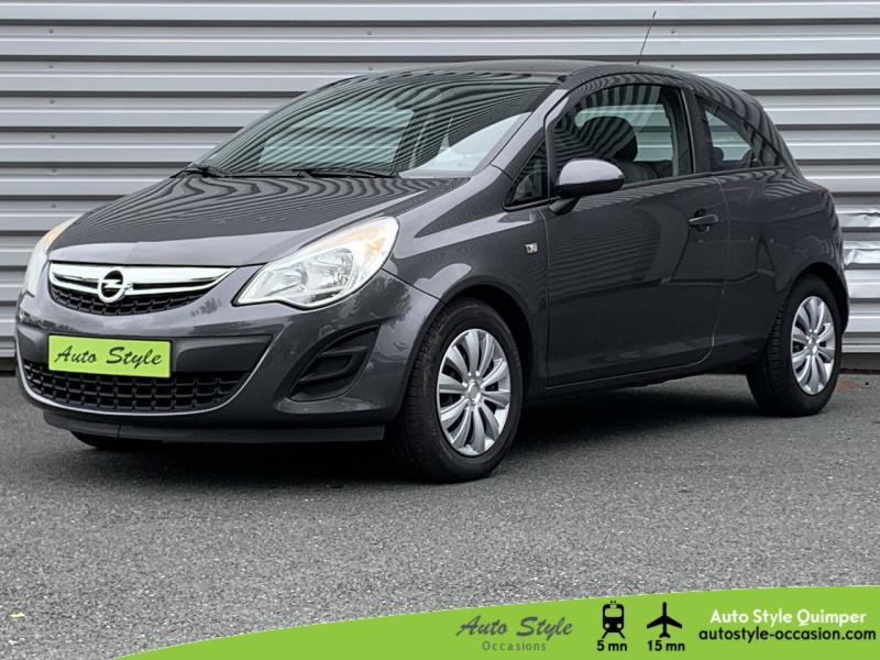 Opel Corsa 1.3 CDTI75 FAP Edition 3p Diesel Gris Minéral Occasion à vendre