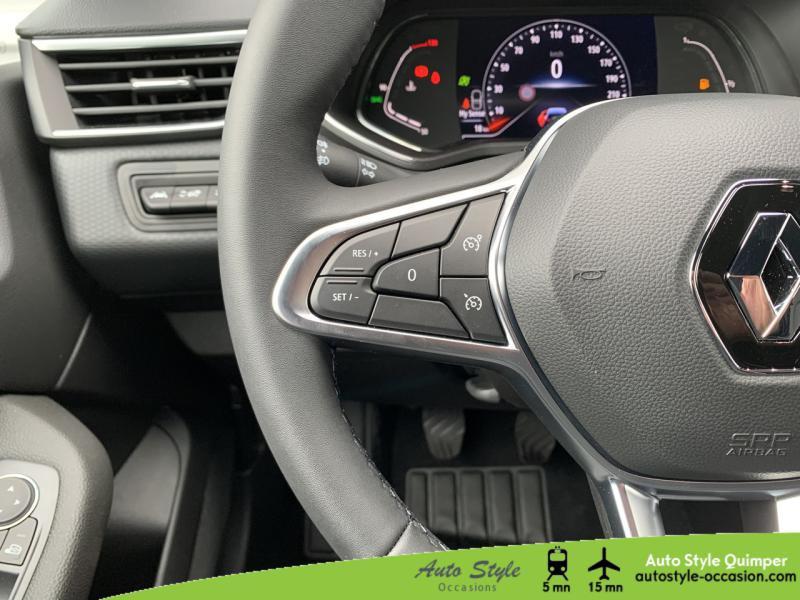 Photo 14 de l'offre de RENAULT Clio 1.0 TCe 90ch Intens -21 à 16490€ chez Auto Concept - Opel Quimper