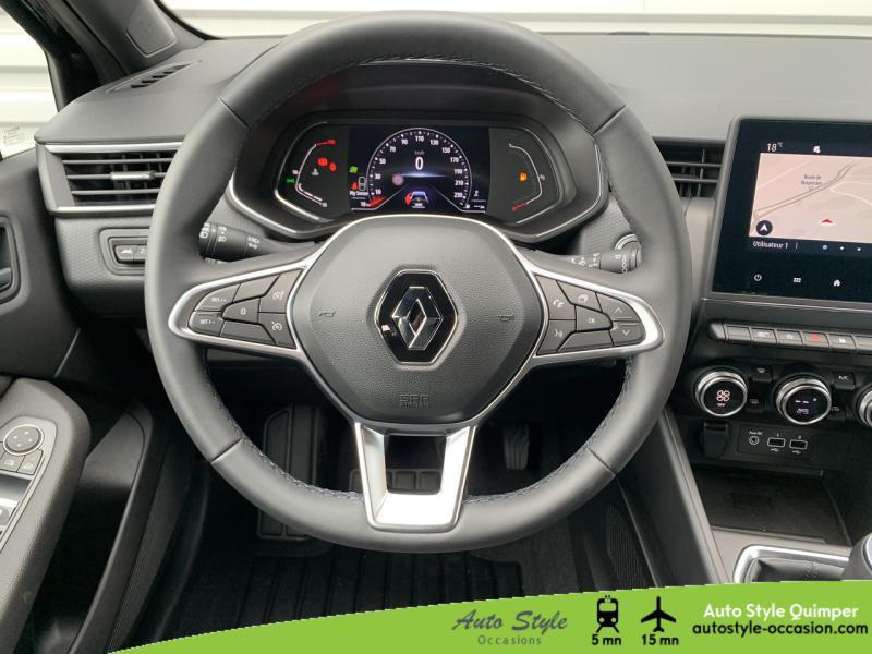 Photo 13 de l'offre de RENAULT Clio 1.0 TCe 90ch Intens -21 à 16490€ chez Auto Concept - Opel Quimper