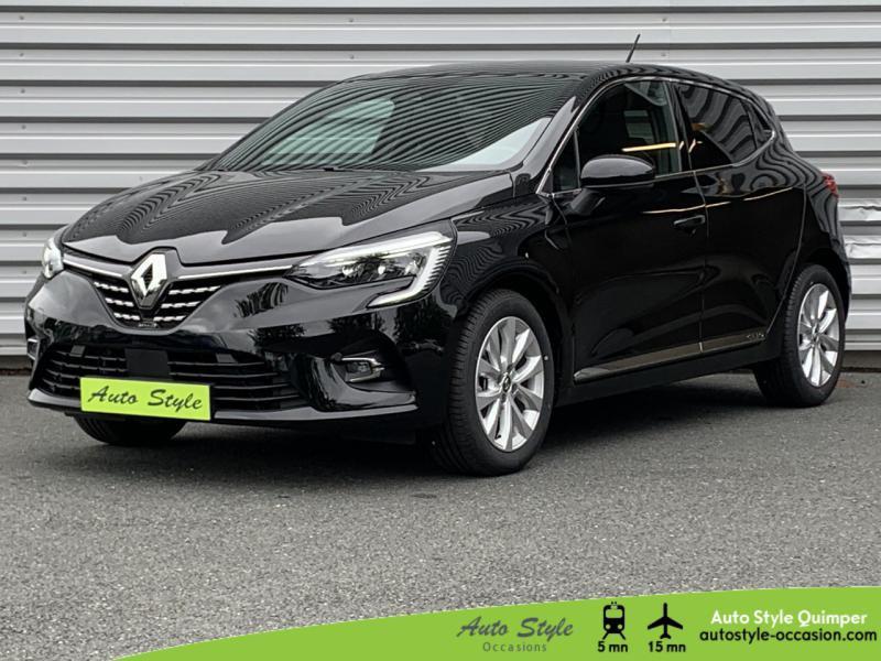 Photo 1 de l'offre de RENAULT Clio 1.0 TCe 90ch Intens -21 à 16490€ chez Auto Concept - Opel Quimper
