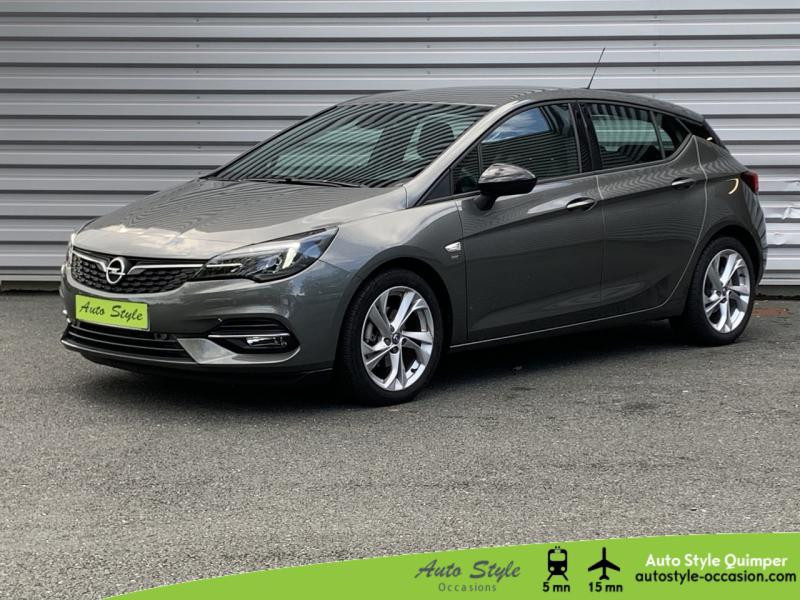 Opel Astra 1.2 Turbo 130ch Opel 2020 Essence Gris Cosmique Occasion à vendre